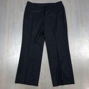 "Brooks Brothers ""346"" Caroline Fit Navy Blue Pants"
